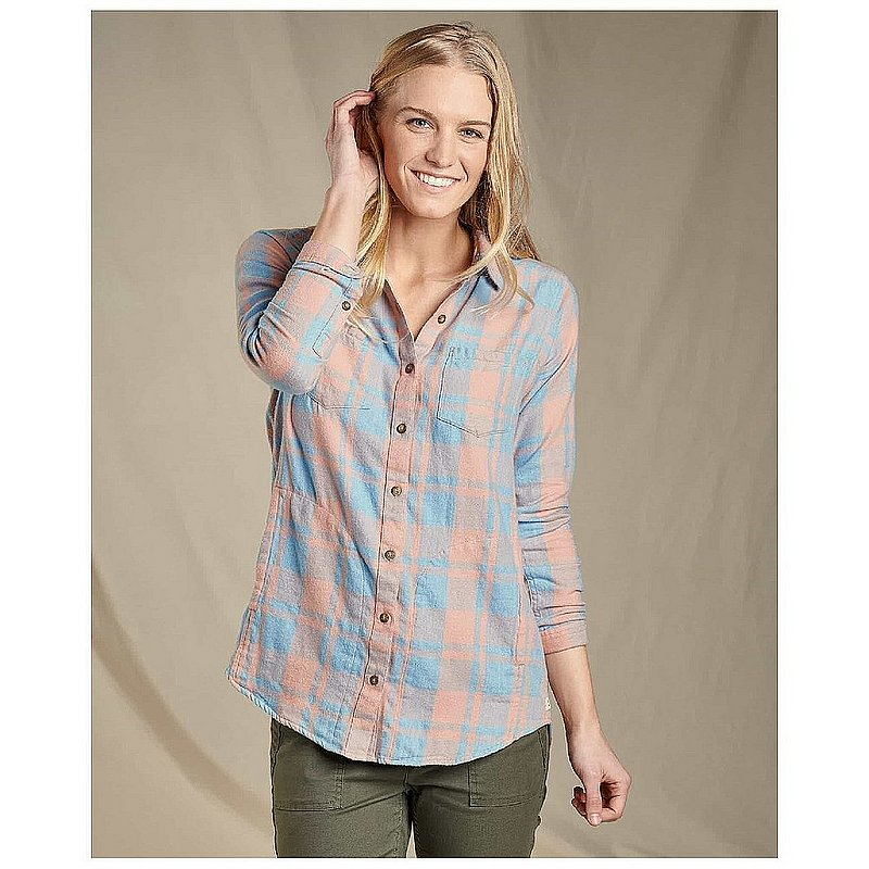 Toad & Co Women's Cairn Long Sleeve Shirt T1241921 (Toad & Co)