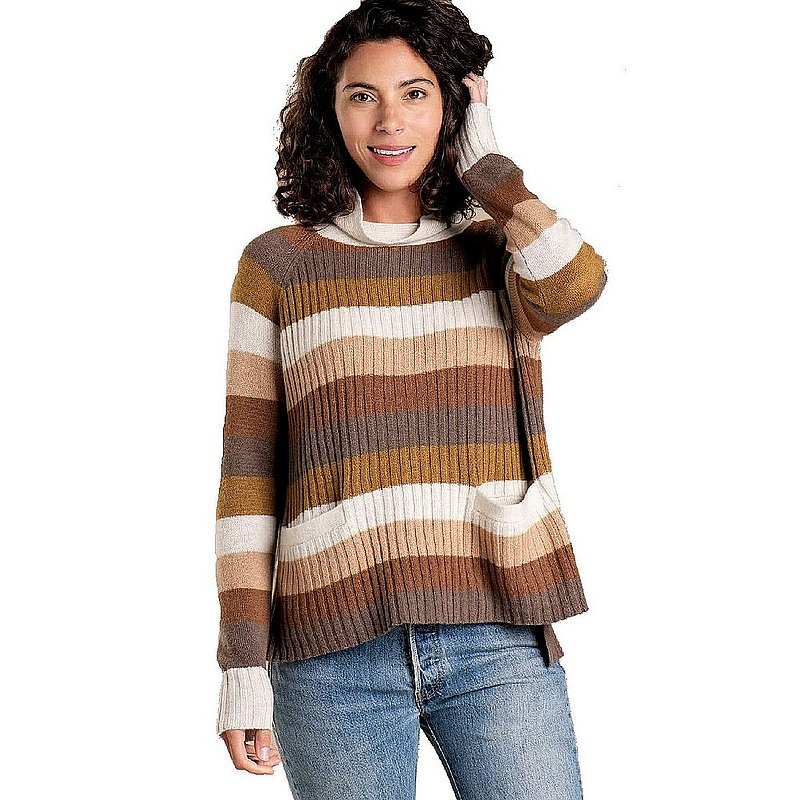 Toad & Co Women's Clementine Mockneck Sweater T1231903 (Toad & Co)