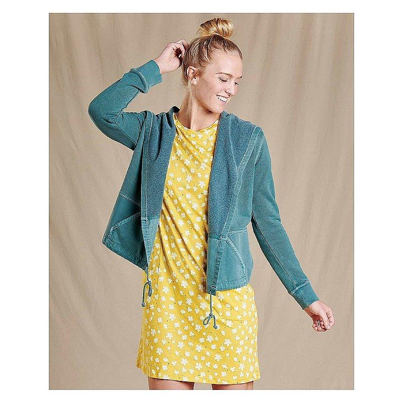Toad & Co Women's Epiq Jacardi Sweater T1082001 (Toad & Co)
