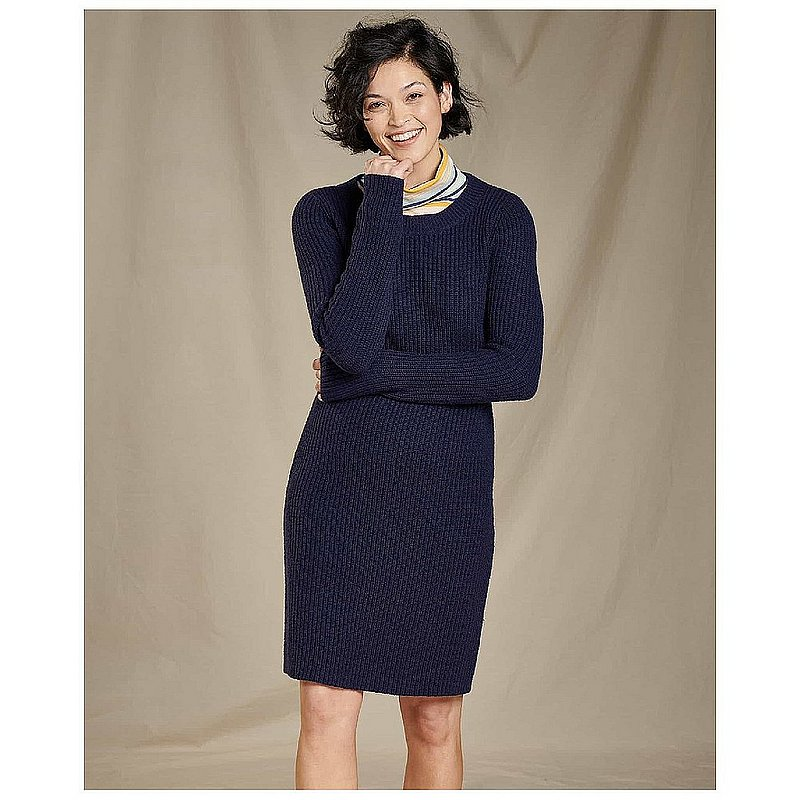 Toad & Co Women's Lakeview Sweater Dress T1781904 (Toad & Co)