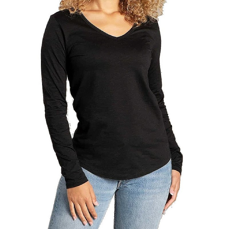 Toad & Co Women's Marley II Long Sleeve Tee Shirt T1241033 (Toad & Co)