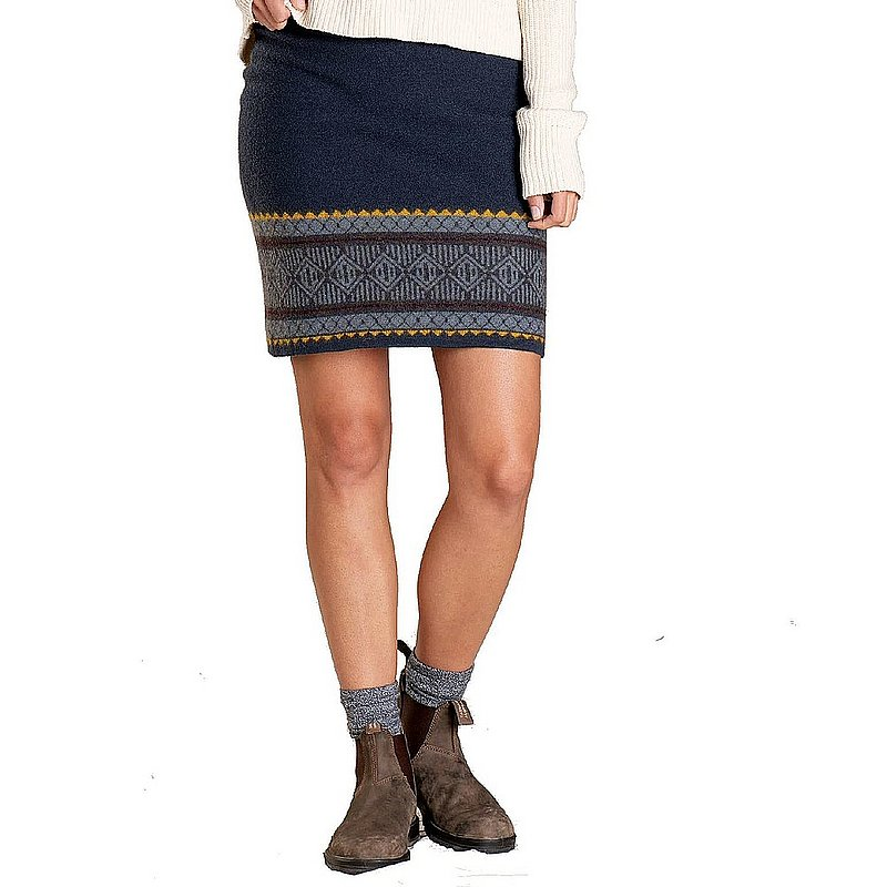 Toad & Co Women's Merrit Sweater Skirt T1841707 (Toad & Co)
