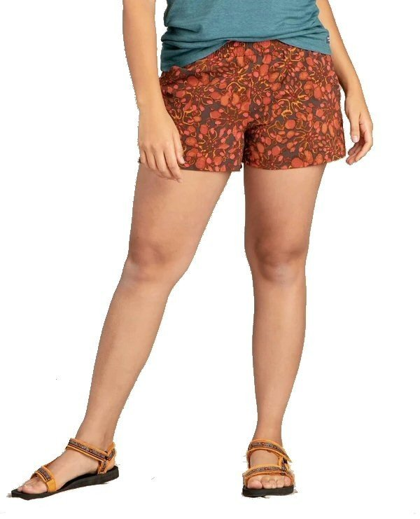Toad & Co Women's Sunkissed Pull On Shorts T1312700 (Toad & Co)