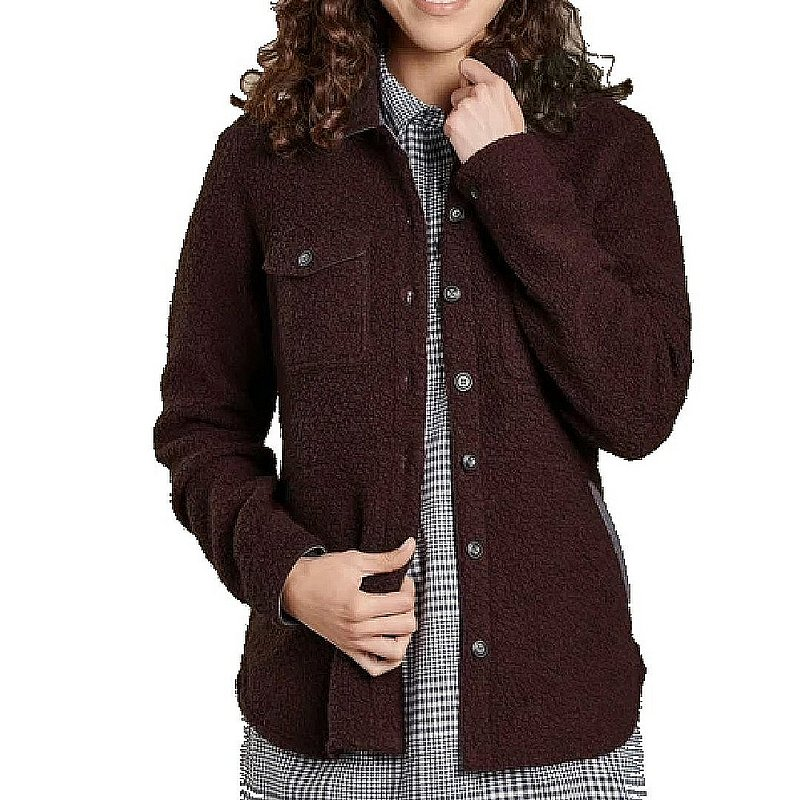 Toad & Co Women's Telluride Sherpa Shirt Jacket T1081905 (Toad & Co)