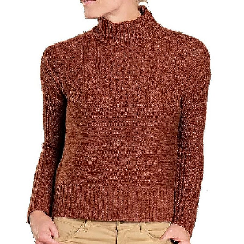 Toad & Co Women's Tupelo Cable Sweater T1241024 (Toad & Co)