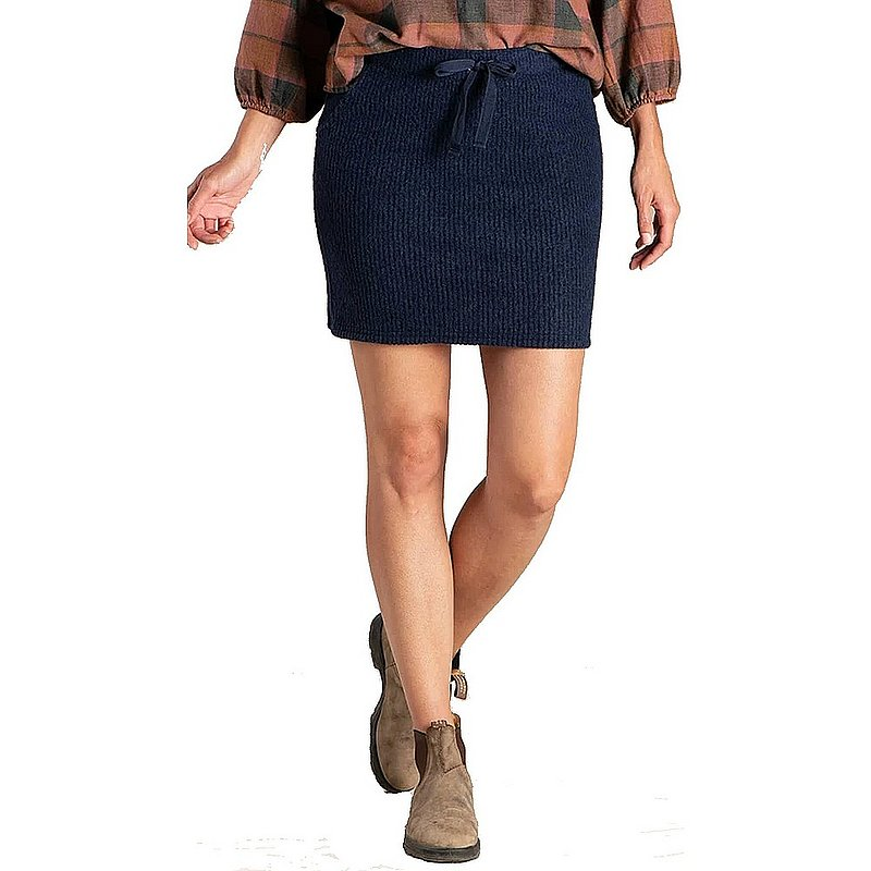 Toad & Co Women's Wiggins Sweater Skirt T1841101 (Toad & Co)