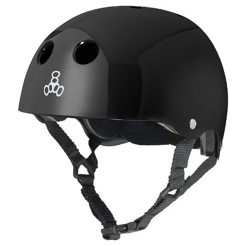 Triple Eight Products Standard Helmet--Size Large 3ATRPBRABK30000 (Triple Eight Products)