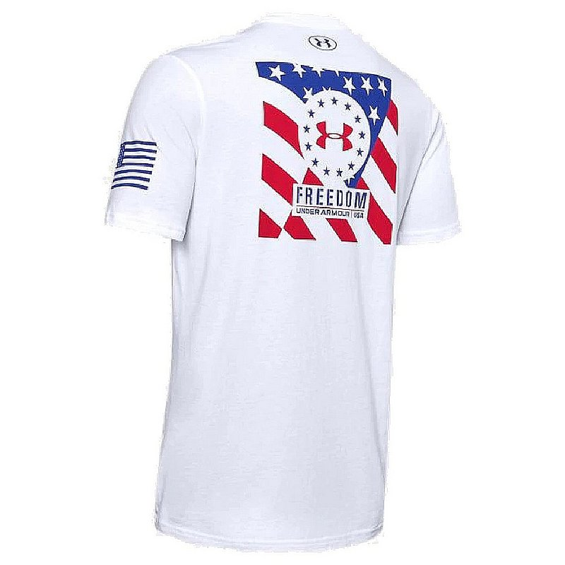Under Armour Men's UA Freedom BFL Monochrome T-Shirt 1352159 (Under Armour)