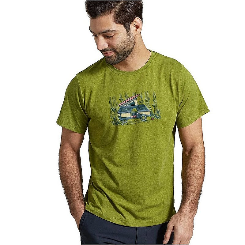 United By Blue Men's Weekend Hideout Tee Shirt 101-115 (United By Blue)