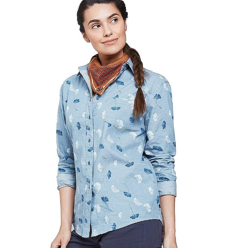 United By Blue Women's Cottonwood Button-Down Shirt 201-045 (United By Blue)