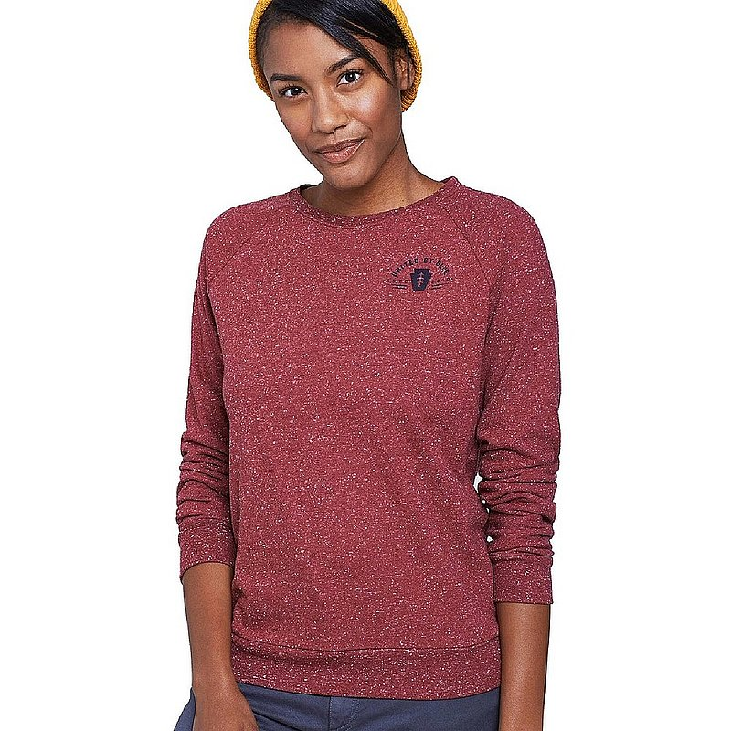 United By Blue Women's Landfall Crew Sweater 201-090 (United By Blue)