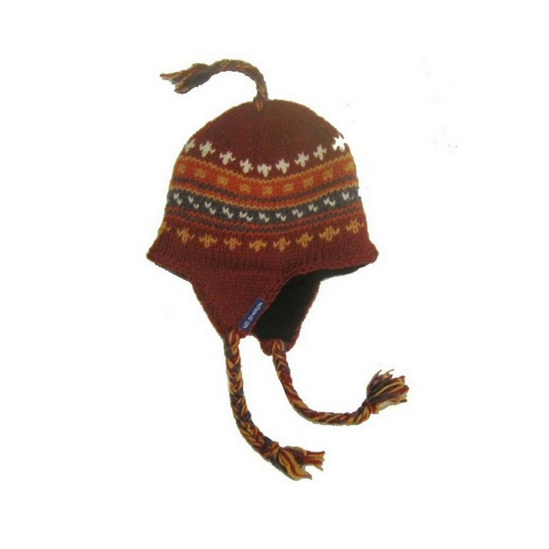 Us Sherpa International Wool Earflap Hat 101 (Us Sherpa International)