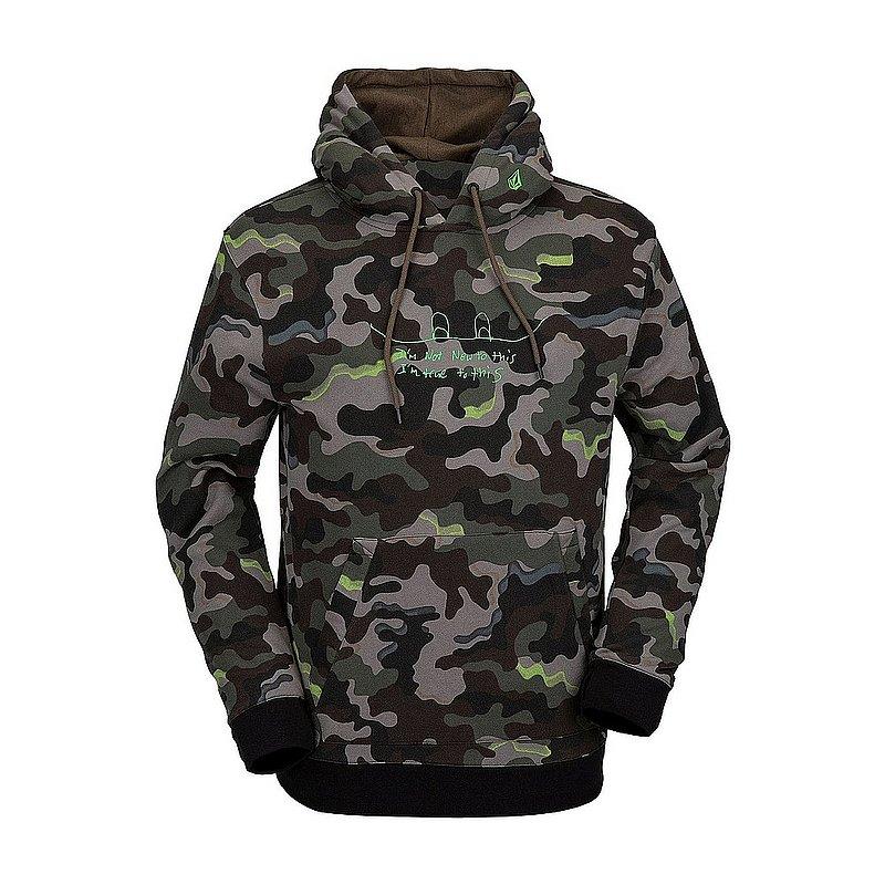 Volcom Men's JLA Pullover Hoodie G4152103 (Volcom)