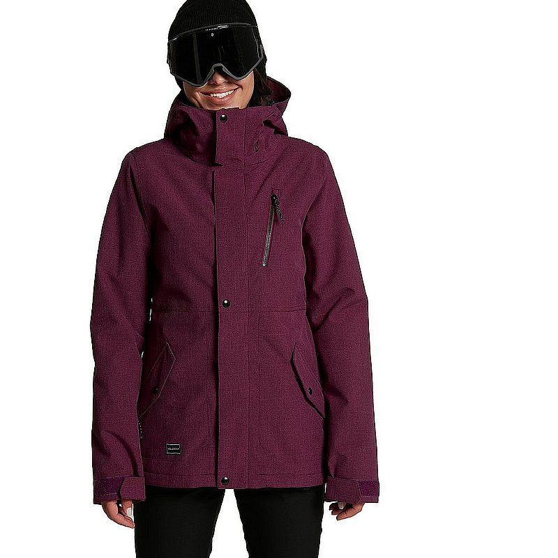 Volcom Women's Ashlar Insulated Jacket H0452112 (Volcom)