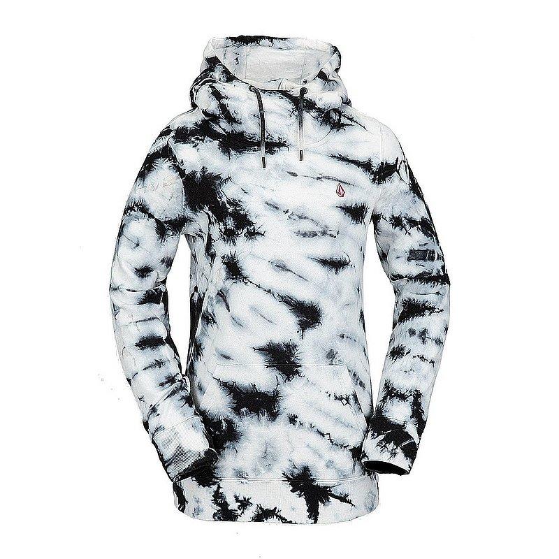 Volcom Women's Costus Pullover Fleece Hoody H4152106 (Volcom)
