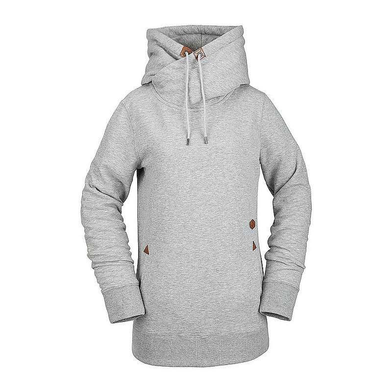 Volcom Women's Tower Pullover Fleece Hoody H4152105 (Volcom)