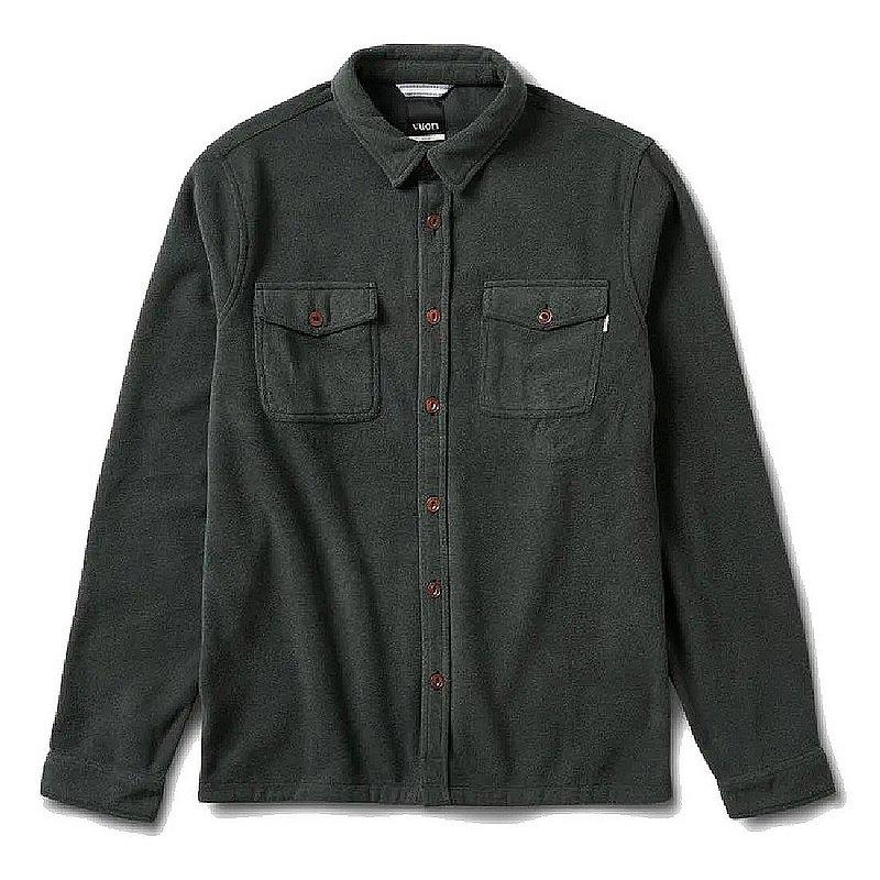 Vuori Clothing Men's Aspen Shirt Jacket V237 (Vuori Clothing)