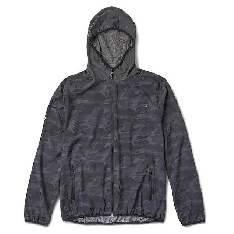 Vuori Clothing Men's Outdoor Trainer Shell Jacket V512 (Vuori Clothing)