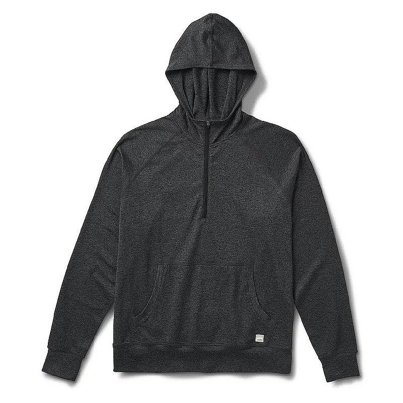 Vuori Clothing Men's Ponto Performance Half Zip Hoodie V244 (Vuori Clothing)