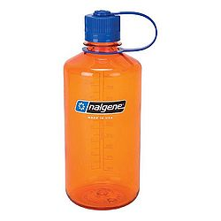 Narrow Mouth Tritan Water Bottle - 32 Oz