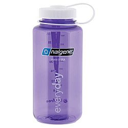 32oz Wm Tritan Water Bottle With White Lid
