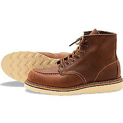 1907 6-Inch Moc Toed Work Boot
