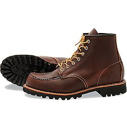 8146 6-Inch Moc Lug Work Boots
