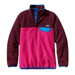 Women's Synchilla Light Weight Snap-T Pullover