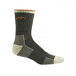 Mens Micro Crew Cushion Sock