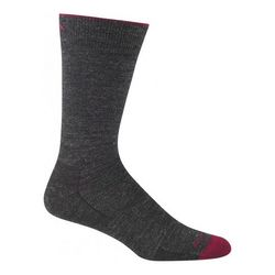 Mens Solid Crew Light Socks