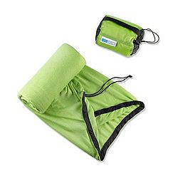 Adaptor Sleeping Bag Liner with Insect Shield