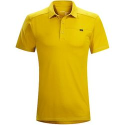 Mens Captive Polo SS Shirt
