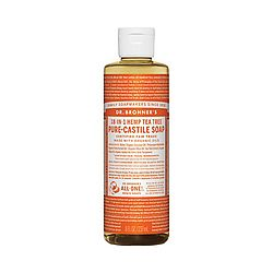 Liquid Castile Soap - Tea Tree 8oz