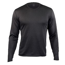Men's Pepper Bi-Ply Crewneck