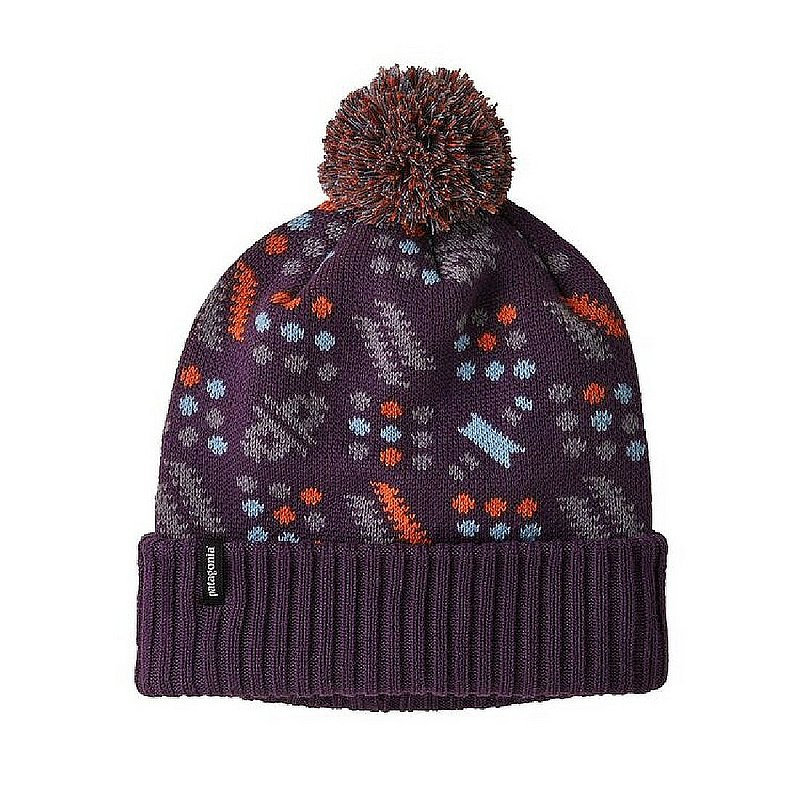 Icefall Knit: Deep Plum