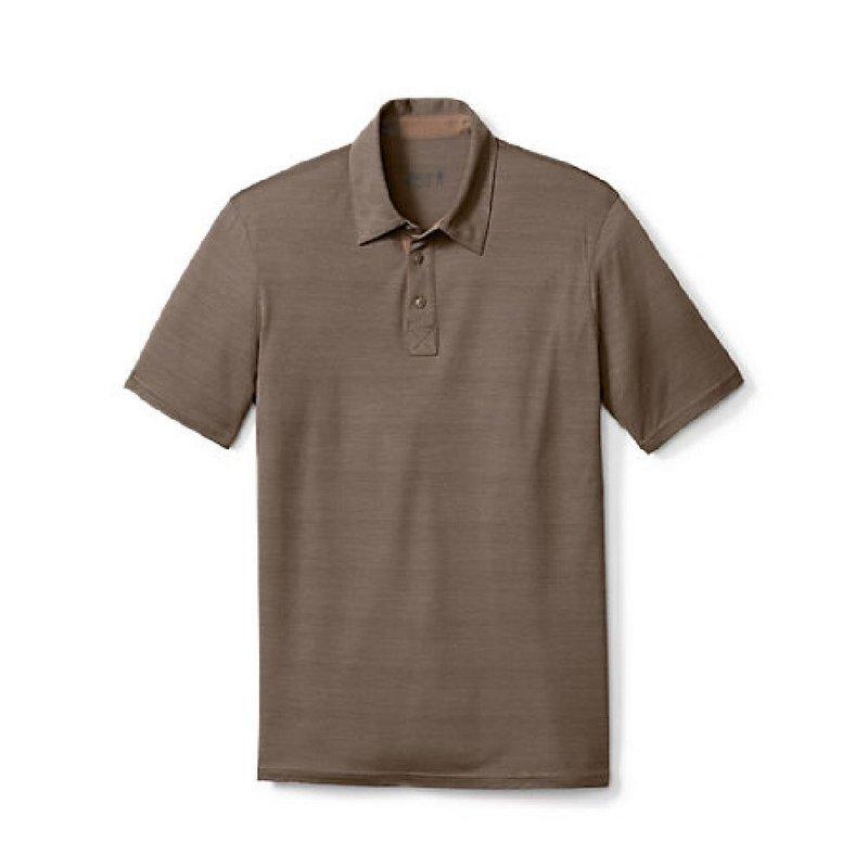 cd46b842 Smartwool Men's Merino 150 Pattern Polo Shirt SW000246