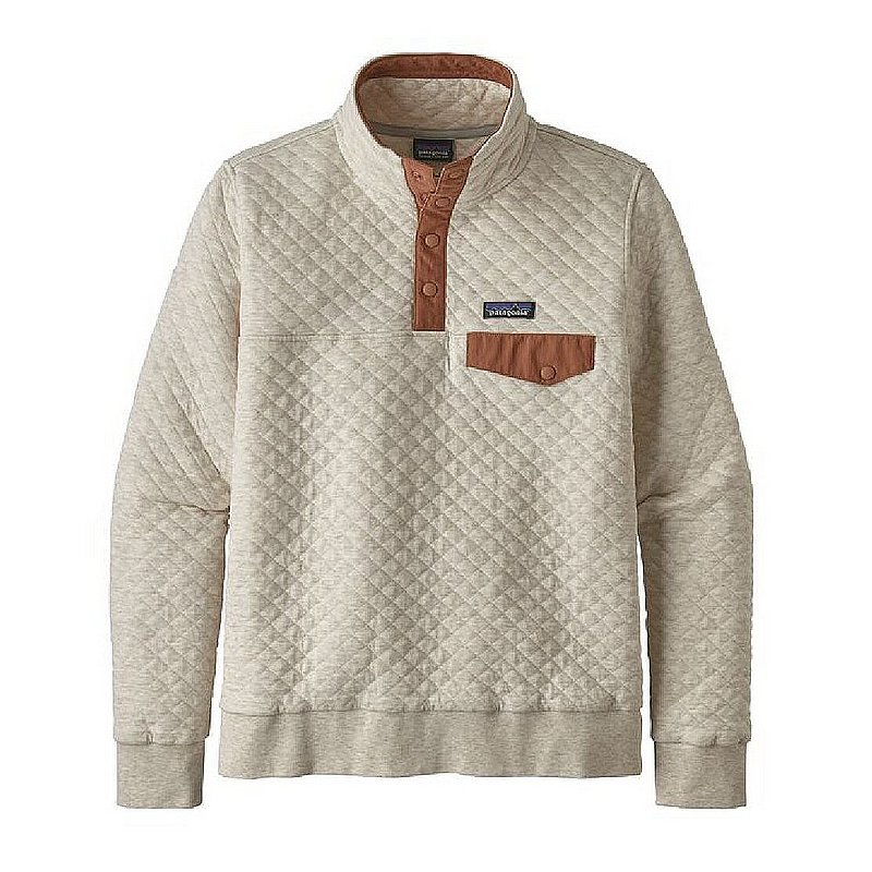 Patagonia Women S Organic Cotton Quilt Snap T Pullover 25282