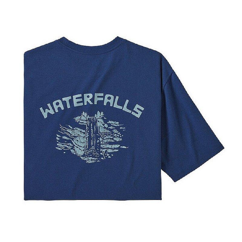 Superior Blue W/waterfalls