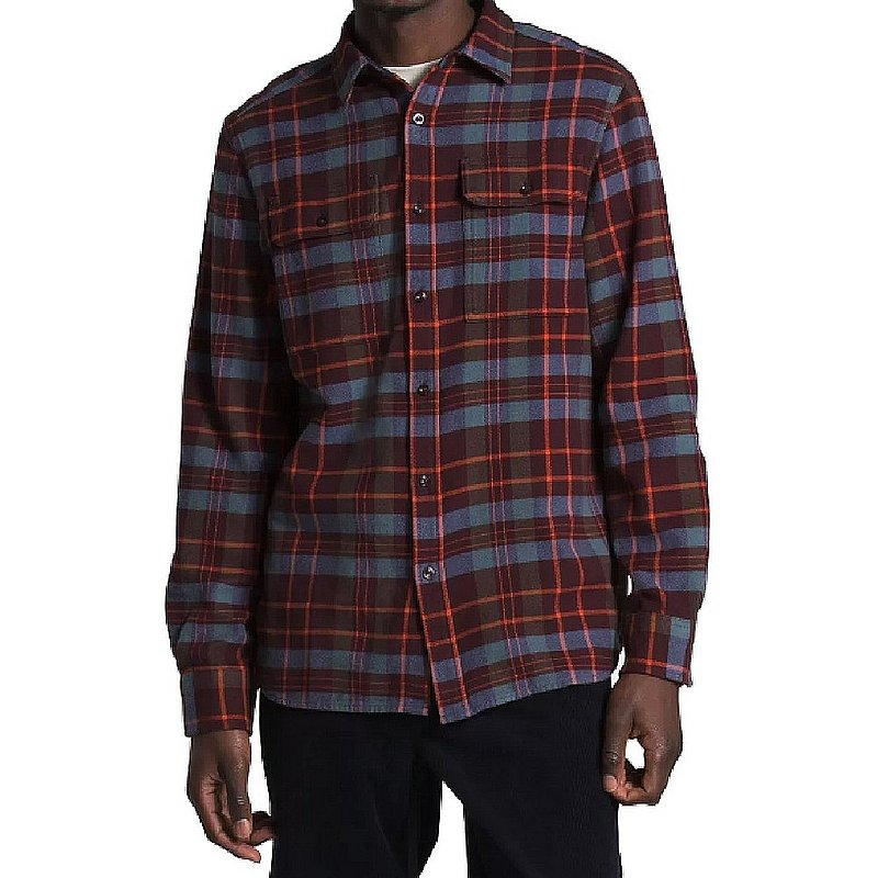 Root Brwn Hrtg M 4 Color Plaid