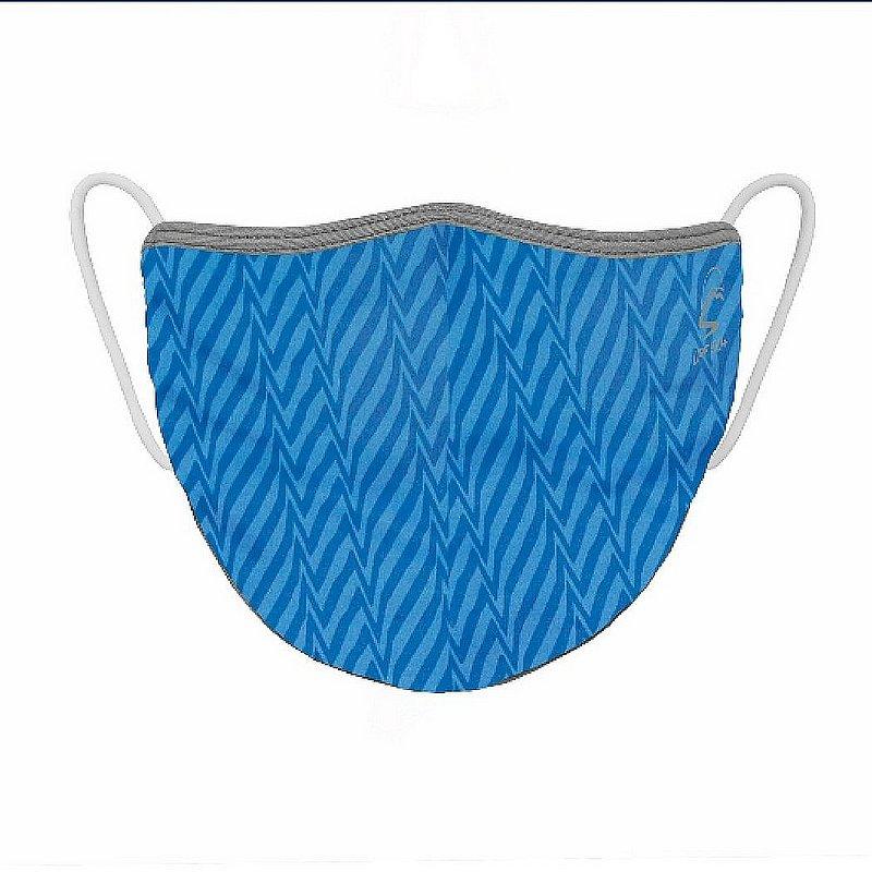 Tonal Blue Electric Stripe