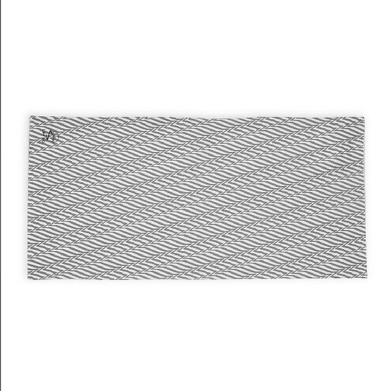 Gray Electric Stripe