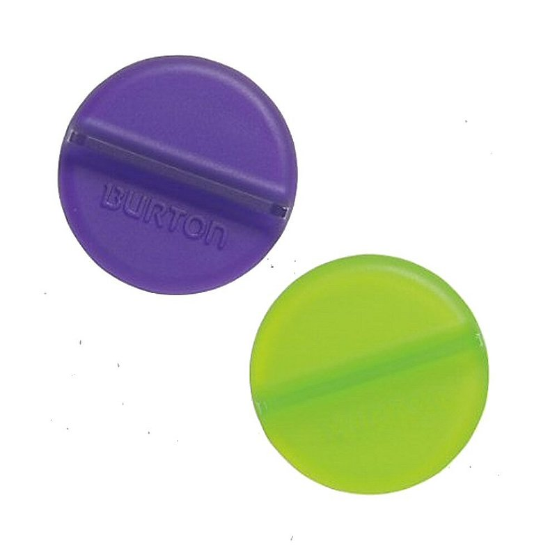 Translucent Purple/green