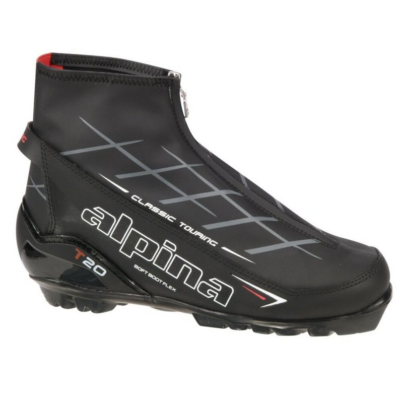 Alpina Mens T Cross Country Ski Boots - Alpina cross country ski