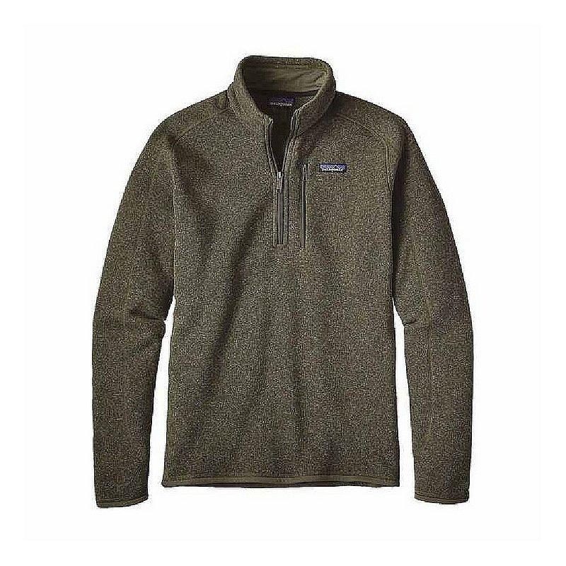 Patagonia Men's Better Sweater 1/4 Zip Fleece 25522