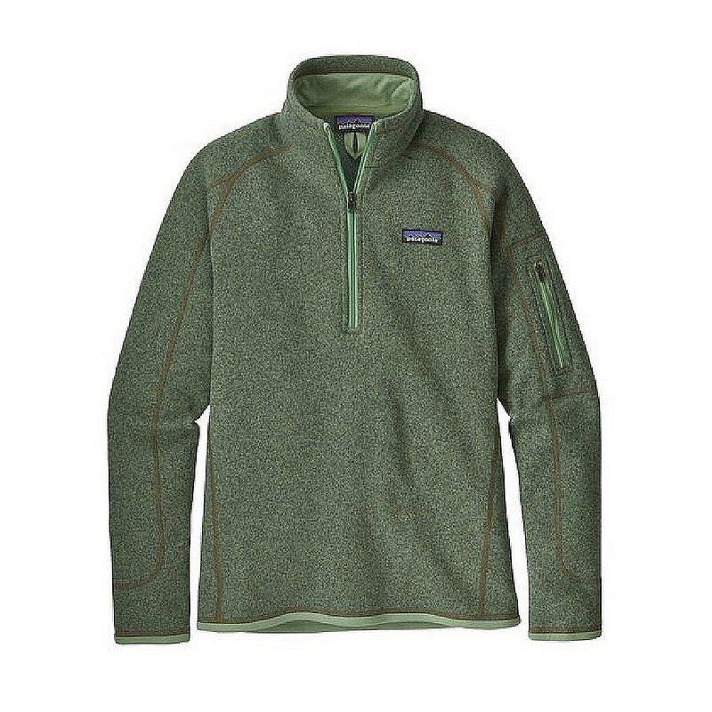 Patagonia Women s Better Sweater 1 4 Zip Pullover Fleece 25617 ce4b67e40