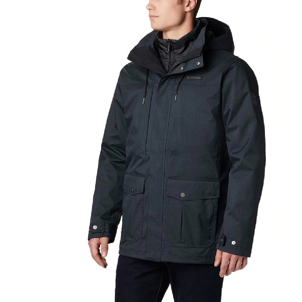 Columbia Sportswear Men S Horizons Pine Interchange Jacket