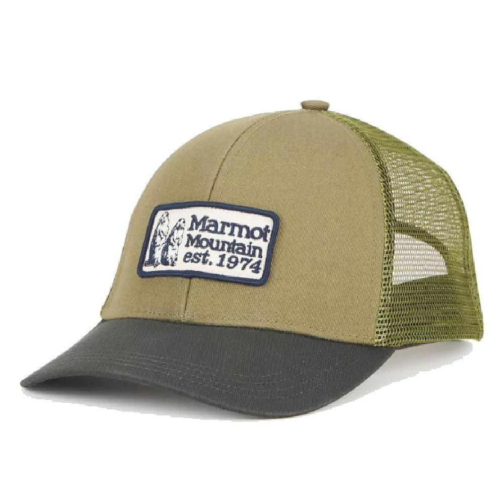ff080a1cdd5 Marmot Retro Trucker Hat 16410
