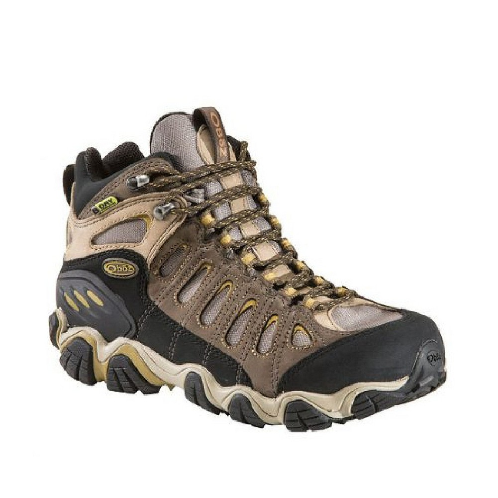 Oboz Footwear Llc Men S Sawtooth Mid Bdry Hiking Shoes 20701