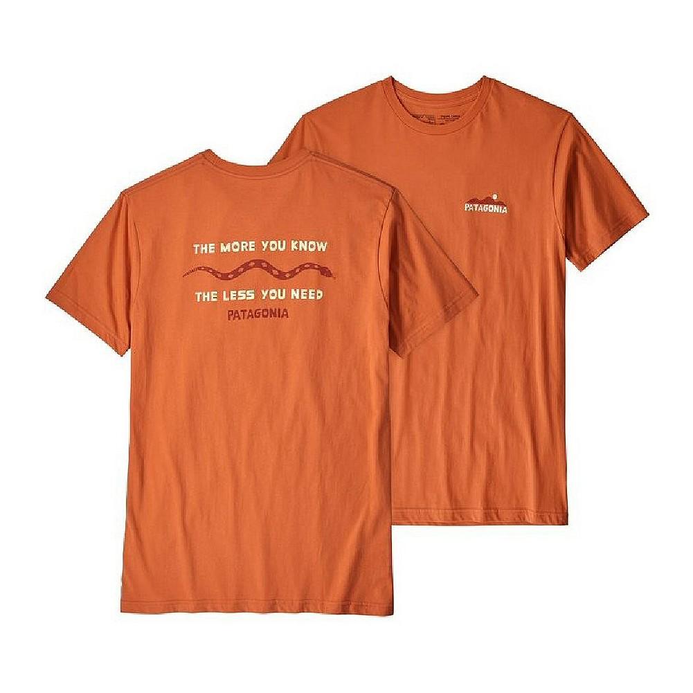d3b76f0bb964e Patagonia Men s The Less You Need Organic Cotton T-Shirt 38431