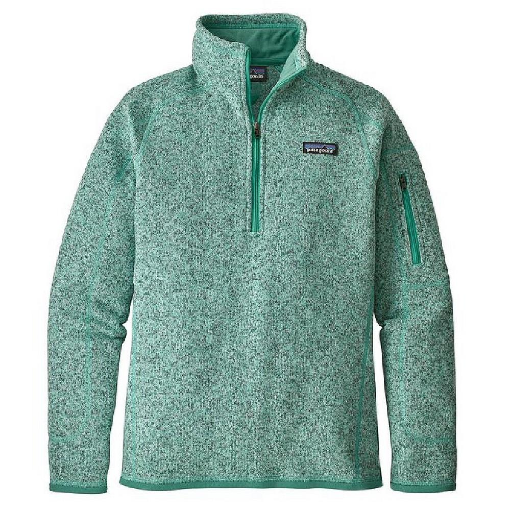 Patagonia Women s Better Sweater 1 4 Zip Pullover Fleece 25617 a7597cdd3